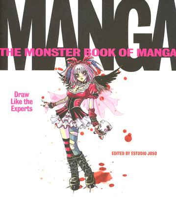 The Monster Book Of Manga By Estudio, Joso (EDT)/ Casaus, Fernando