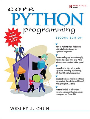 Core Python Programming By Chun, Wesley J.